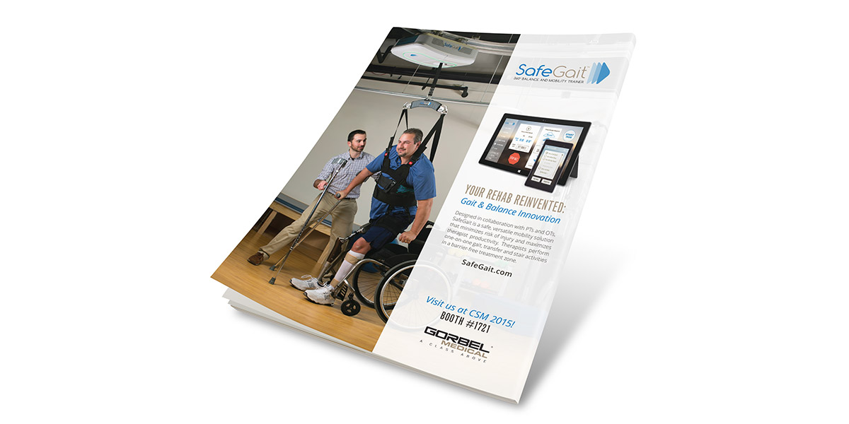 SafeGait Advertising